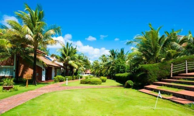 Famiana Resort & Spa - là một trong những Resort Vũng Tàu đẹp nhất (Ảnh ST)