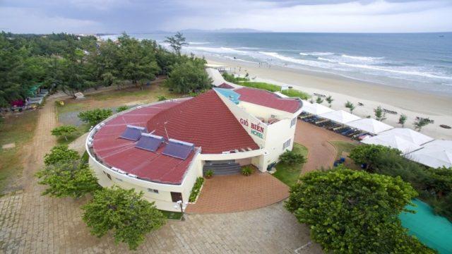 Khung cảnh xung quanh Gió Biển Resort (Ảnh ST)