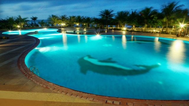 Hồ cốc beach resort được gọi là thiên đường nghỉ dưỡng Resort Vũng Tàu (Ảnh ST)