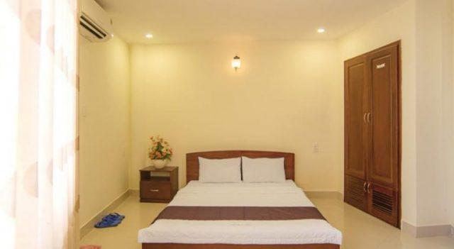 Phòng ngủ bình thường (Ảnh ST)