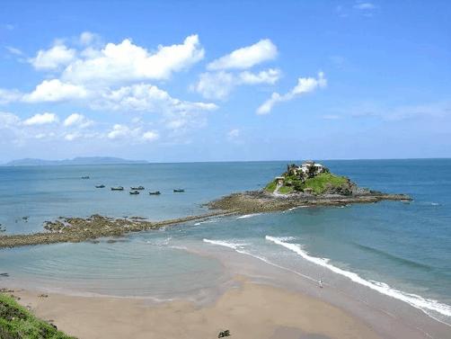 Bãi Vọng Nguyệt như một thiên đường nhỏ giữa Vũng Tàu mộng mơ (ảnh ST)