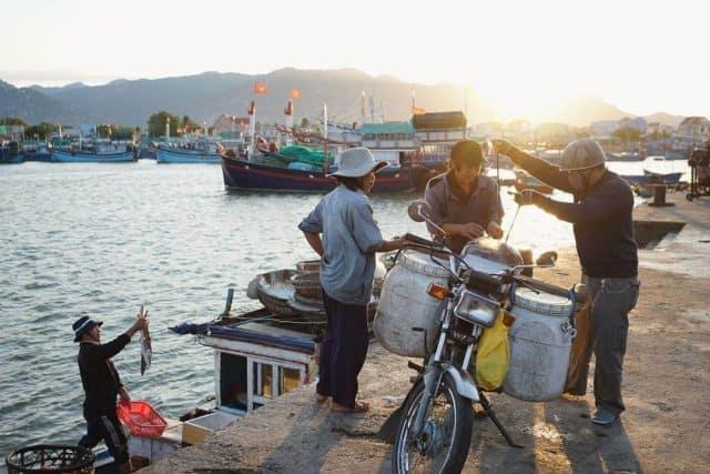 Biển Cà Ná Ninh Thuận