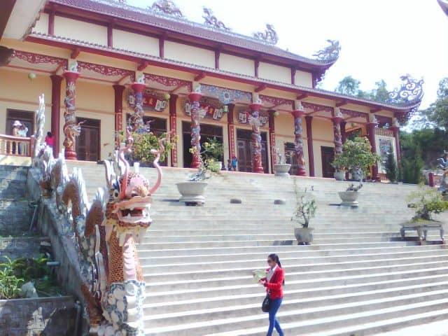 Chùa Ông Núi-Bình Định