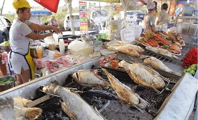 Thú thực đi, lần gần nhất được thưởng thức hải sản biển Vũng Tàu là từ bao giờ thế? (ảnh ST)