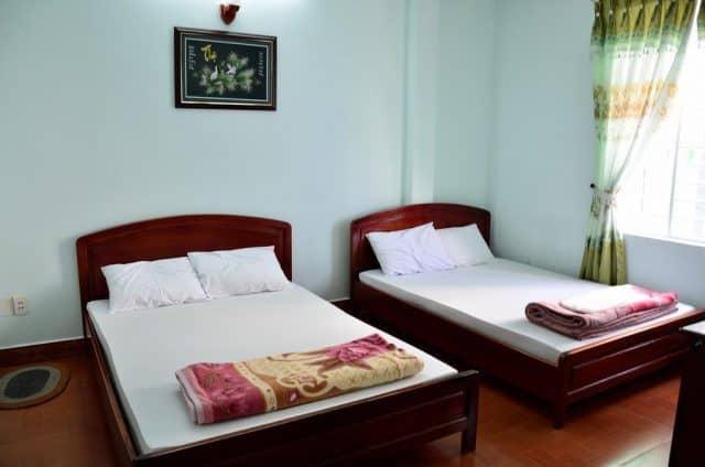 Một phòng của khách sạn Hải Hưng (ảnh ST)