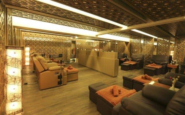 Khách sạn Đà Nẵng có tắm hơi sauna