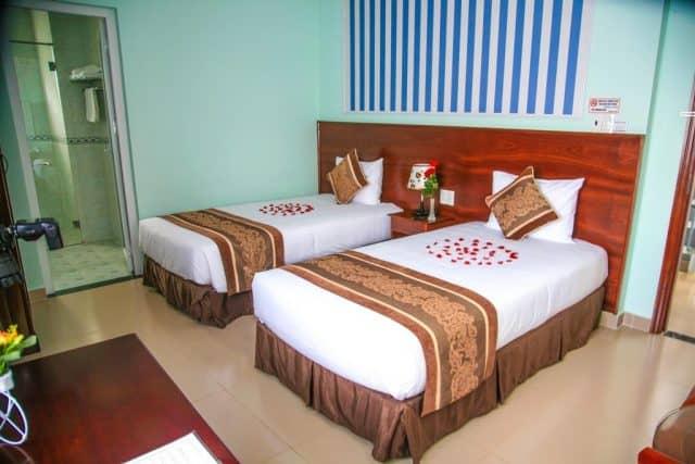Khách sạn có giá tốt nhất ở Phú Quốc - Phòng ngủ của khách sạn (Ảnh ST)