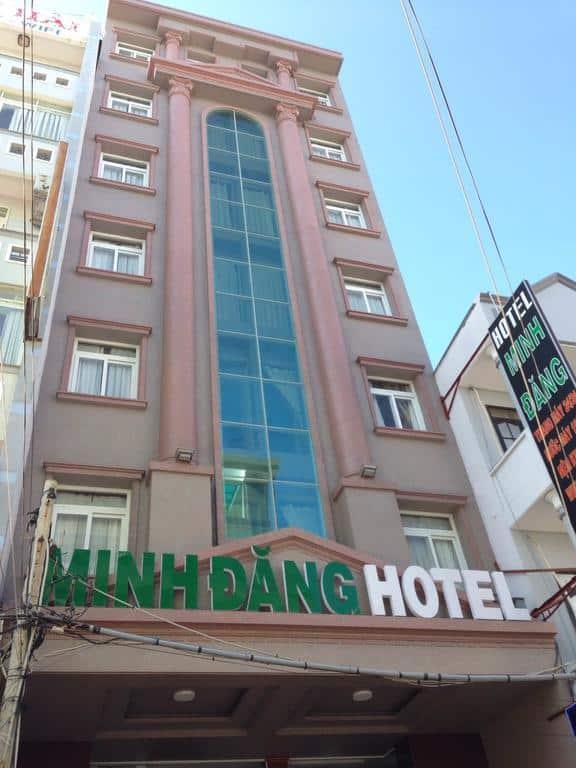 Khách sạn Minh Đăng (ảnh ST)