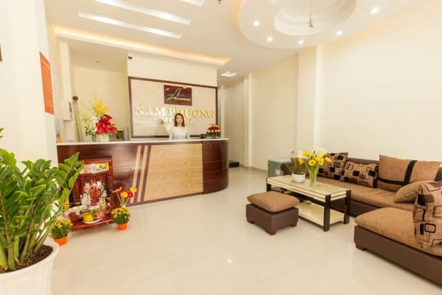Khách sạn Nam Phương ở Vũng Tàu (ảnh ST)