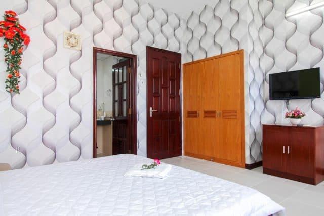 Thuộc top khách sạn giá rẻ nhưng chất lượng dịch vụ tại đây rất đáng tiền (Ảnh ST)