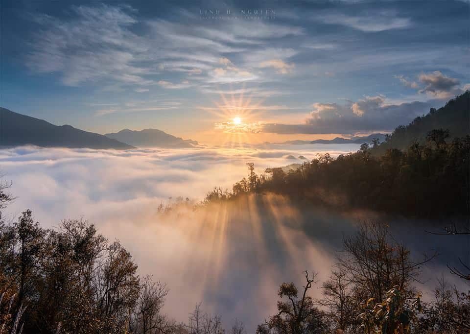 núi rừng Đông Tây Bắc