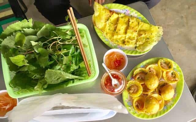 Bánh xèo Biên Hòa