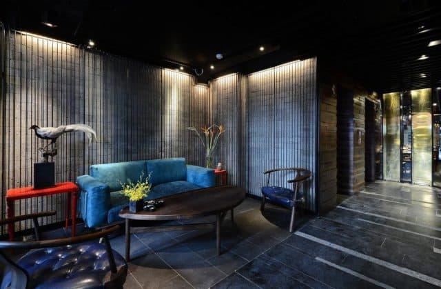 The Chi Boutique Hotel có phòng khách thiết kế sang trọng (ảnh ST)