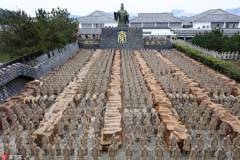 Kết quả hình ảnh cho lăng mộ tần thủy hoàng