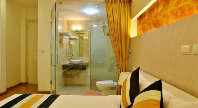 splendid star suite hotel là khách sạn ở phố cổ có giá cực hấp dẫn (ảnh ST)