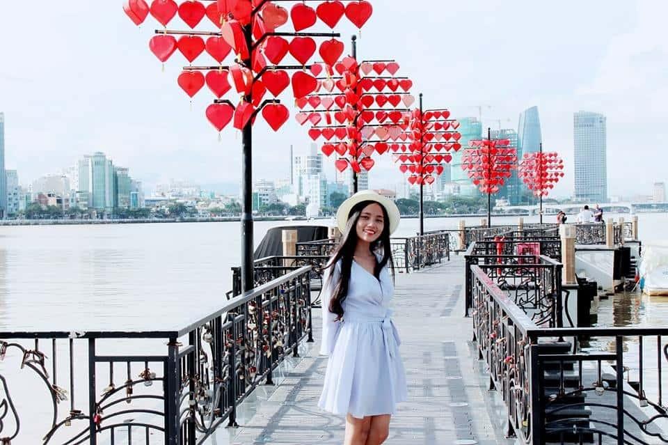 Địa điểm check - in không thể bỏ qua khi tới Đà Nẵng