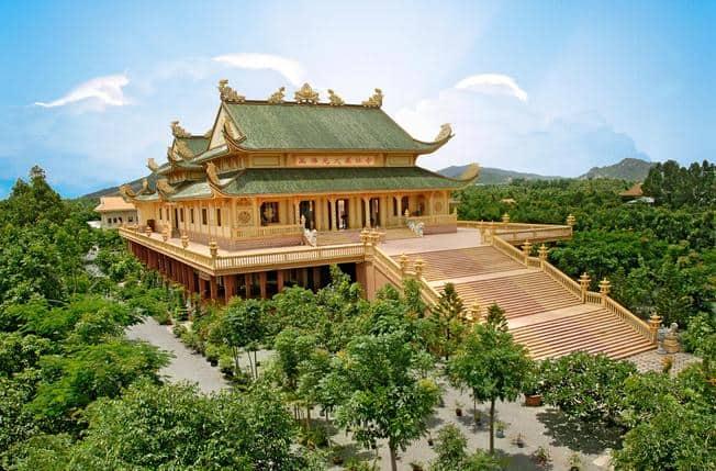 Khu chùa Đại Tòng Lâm
