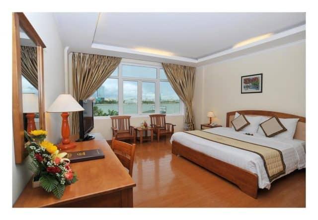Bamboo Green Hotel tiện nghi giá tốt ngay tại trung tâm Đà Nẵng