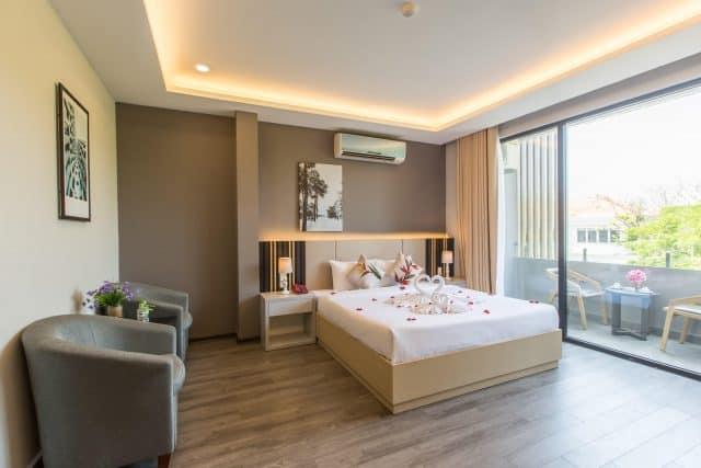 Binh Duong Hotel tiện nghi ngay trung tâm Đà Nẵng