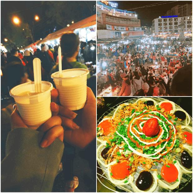 Chợ đêm Đà Lạt còn được gọi là chợ Âm Phủ