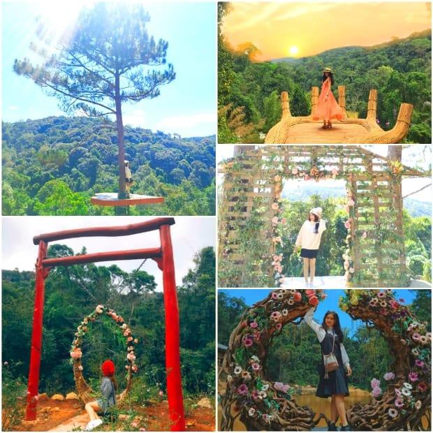Hoa Sơn Điền Trang - Ốc đảo giữa lòng Đà Lạt
