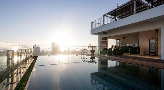 Sepon Blue Hotel - Khách sạn theo phong cách Châu Âu