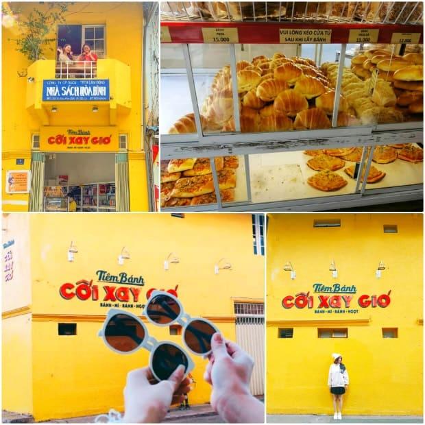 Tiệm bánh Cối Xay Gió - Một trong các điểm check-in không thể bỏ qua ở Đà Lạt.