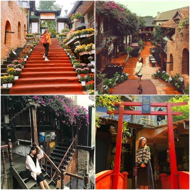 XQ Sử Quán - Kiến trúc Nhật Bản ấn tượng giữa lòng thành phố ngàn hoa.