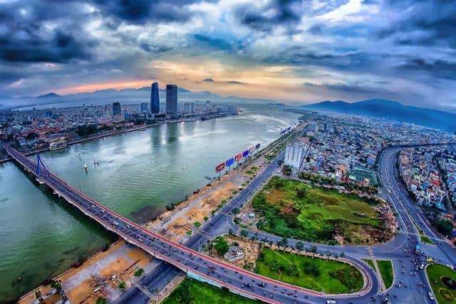 Tháng 11 ở Đà Nẵng là mùa mưa